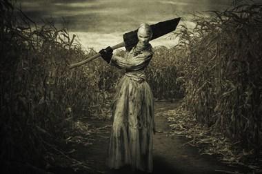 Horror Photo by Photographer Kenneth A. Kivett Photography