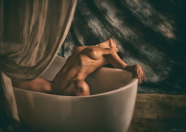Hot tub Erotic Artwork by Photographer CM Photo