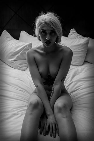 Hotel Artistic Nude Photo by Photographer Frisson Art