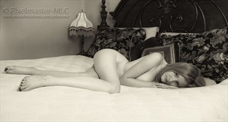 Hotel Room Figures Artistic Nude Photo by Photographer Pixelmaster