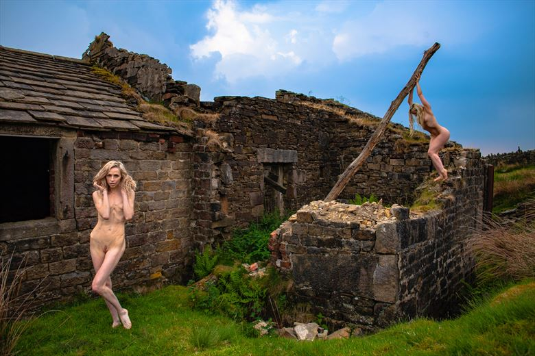 Hovel Artistic Nude Photo by Photographer Muse Evolution Photography