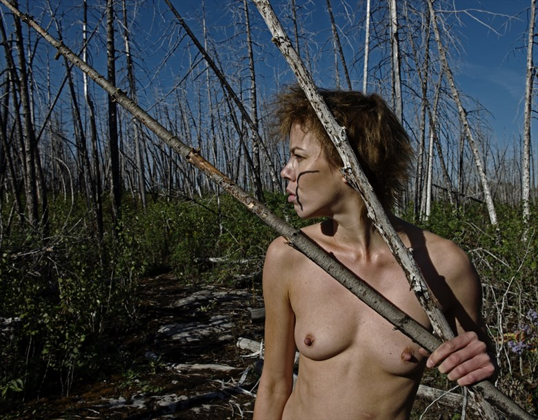 Hunter Artistic Nude Photo by Photographer Jyves