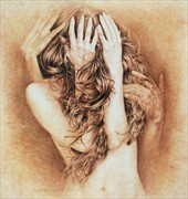 I'LL BE THERE Artistic Nude Artwork by Artist Girotto Walter