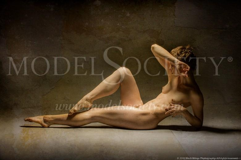 I'll find my way. Artistic Nude Photo by Photographer Black Wings
