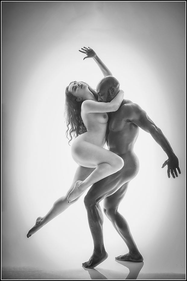 I Fly Into your Arms Artistic Nude Photo by Photographer Magicc Imagery