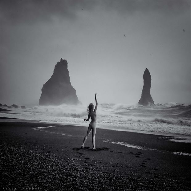 I can call the spirits from the vasty deep... Artistic Nude Photo by Photographer Randall Hobbet