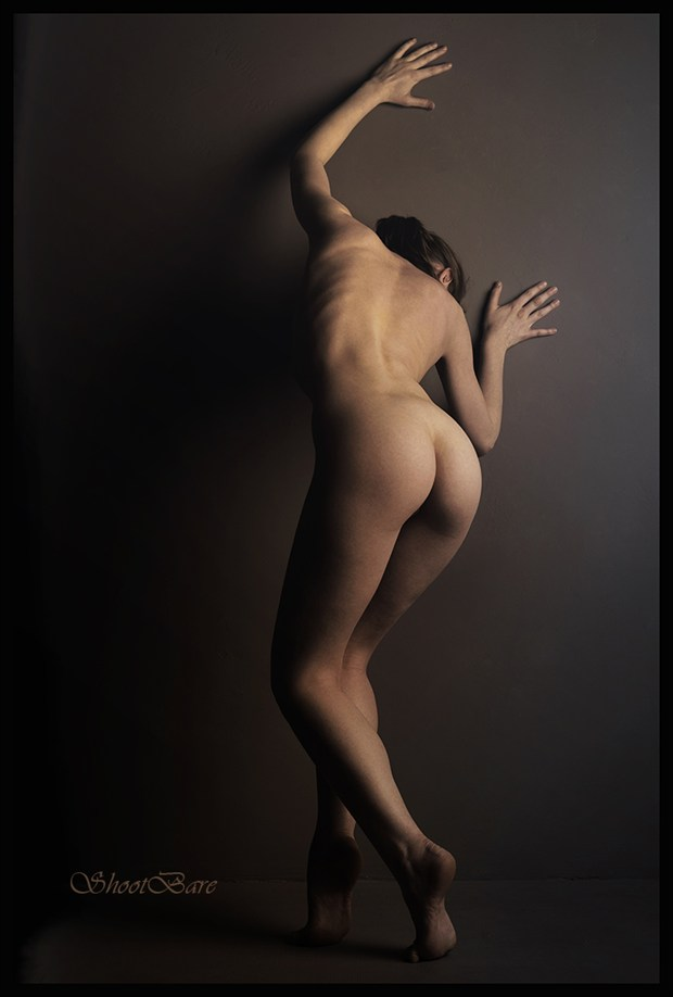 I found the worst half in me. Artistic Nude Photo by Model melancholic