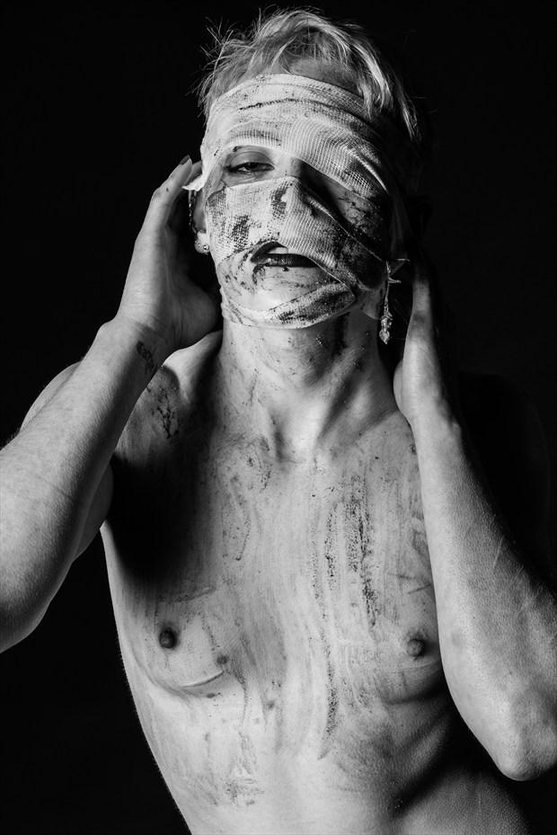 I had to Artistic Nude Photo by Photographer Kaos