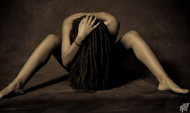IN Artistic Nude Photo by Photographer PWPhoto