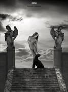 IN HEAVEN Artistic Nude Photo by Artist GonZaLo Villar