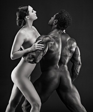 INTERACTION  Artistic Nude Photo by Model Seanjones