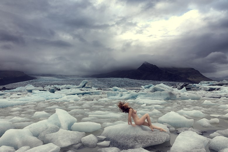 Ice cold lady Artistic Nude Photo by Photographer Bkort photography