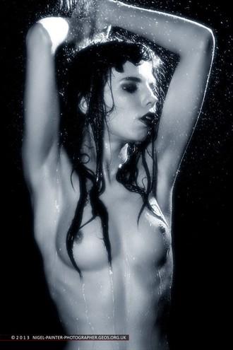 Ida Glamour Photo by Photographer Nigel Painter