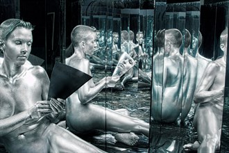 If You Really Want the Truth Artistic Nude Photo by Photographer Casey Jones