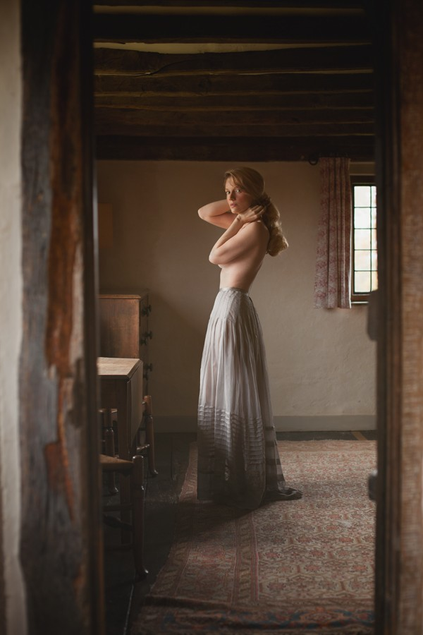 If the past were offered me again.... Sensual Photo by Model Muse