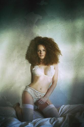 Ilenia Lingerie Photo by Photographer Andrea Peria