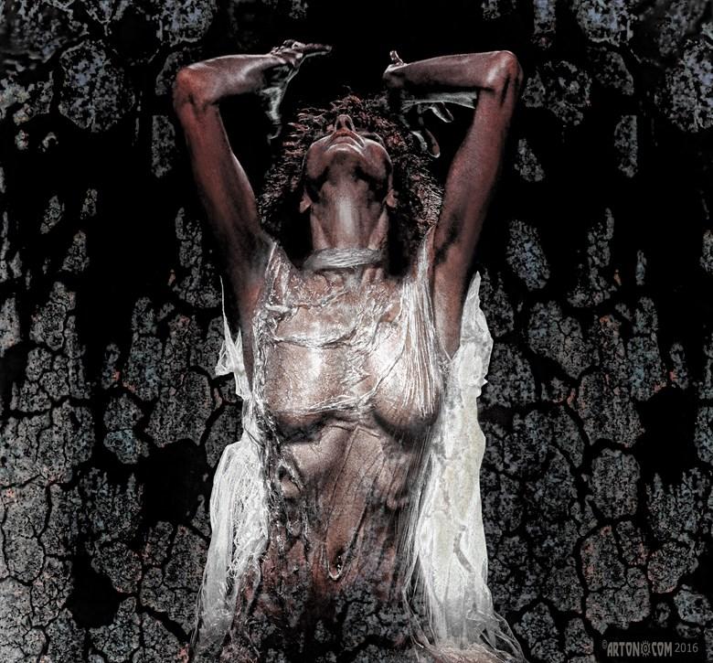 Ilse02 Artistic Nude Artwork by Photographer Arton