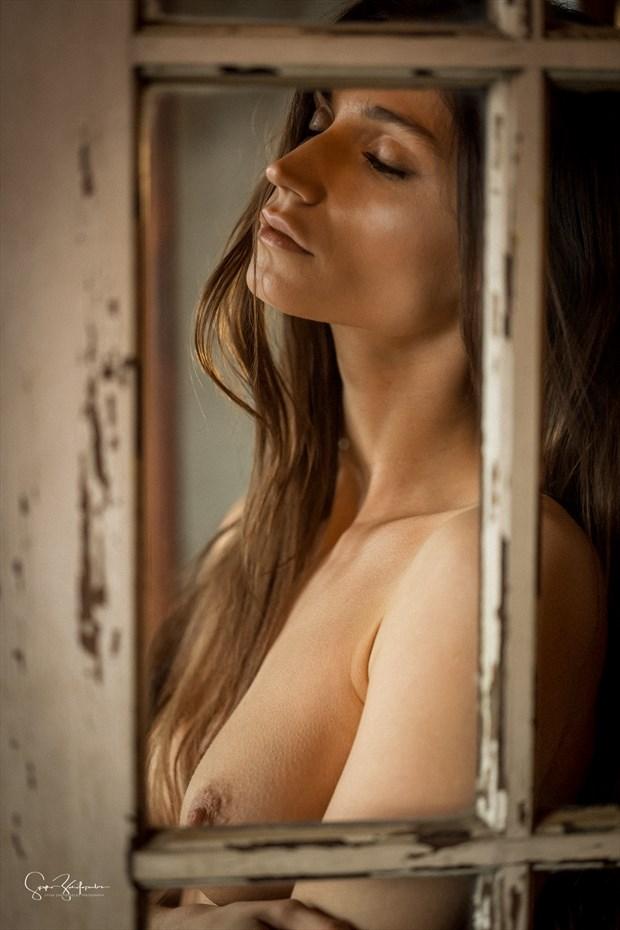 Ilvy... Artistic Nude Photo by Photographer Spyro Zarifopoulos