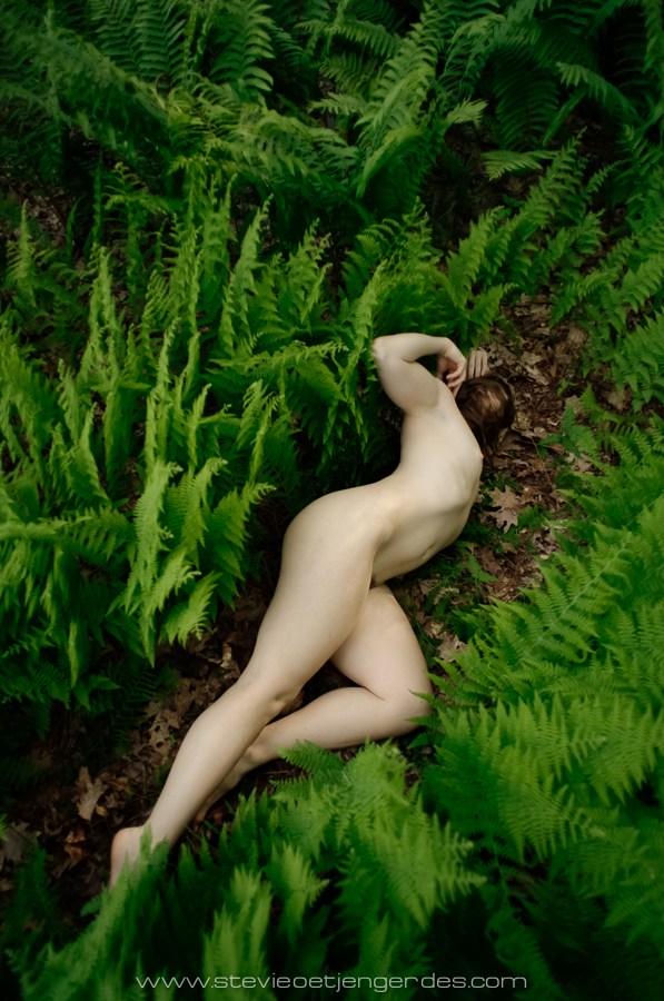 Image by: Stevie Oetjengerdes  Artistic Nude Photo by Model Alexandra Vincent