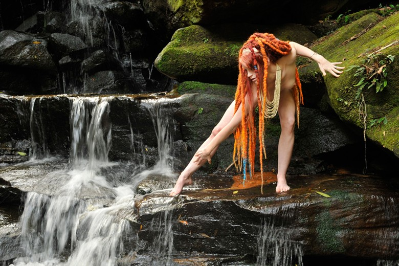 Imp Artistic Nude Photo by Model AingealRose
