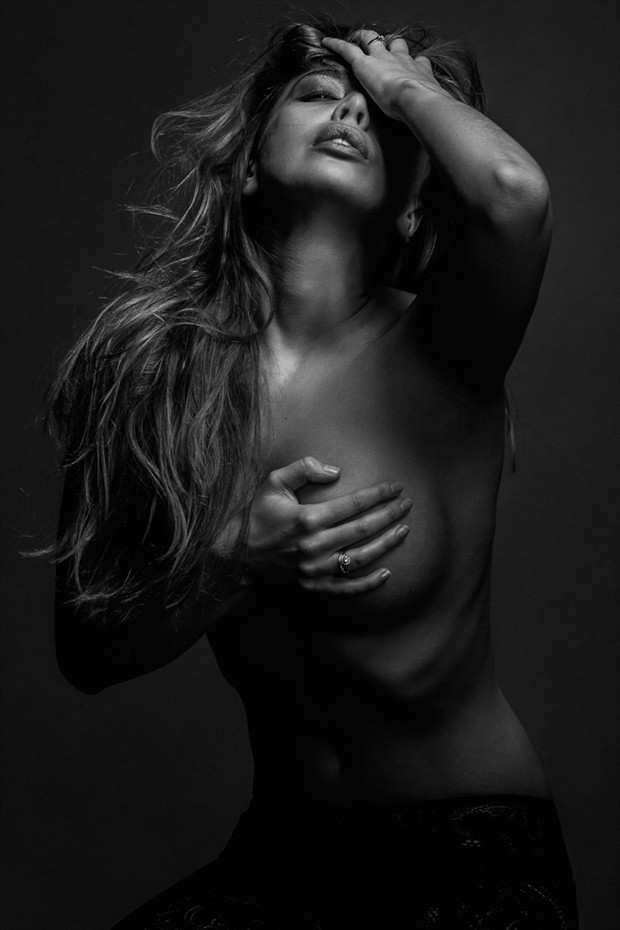 Implied Nude Fashion Photo by Photographer Stefano Brunesci