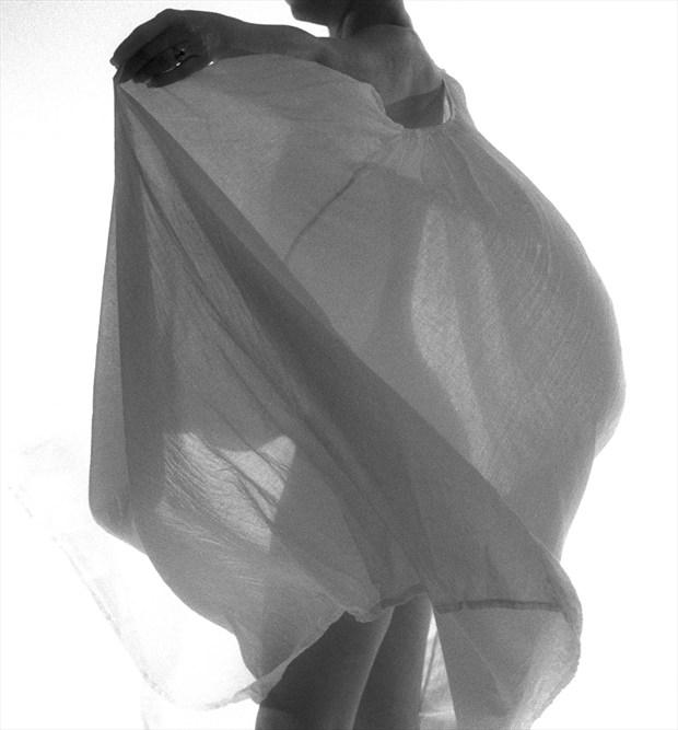 Implied Nude Fashion Photo by Photographer ewe