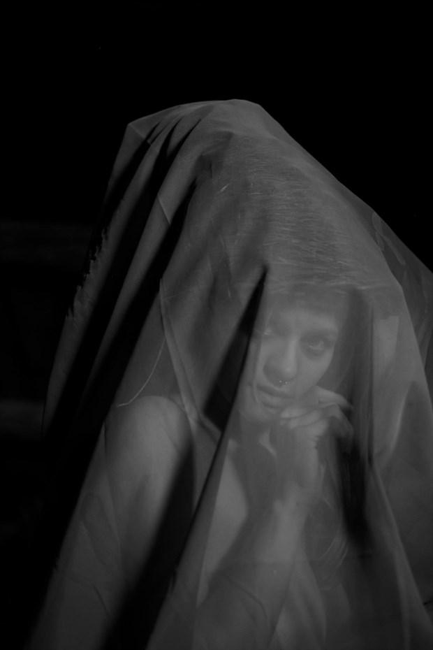 Implied Nude Natural Light Photo by Model Ursa Minor