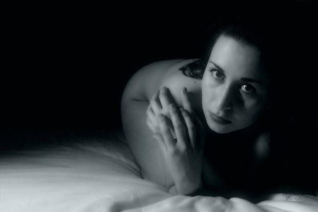 Implied Nude Photo by Model Amanda M Esteves