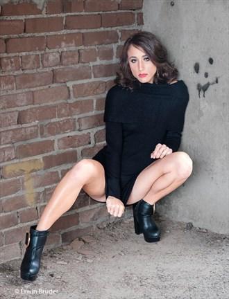 Implied Nude Photo by Model Chelsea Jo