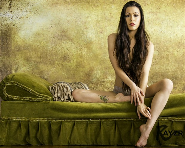 Implied Nude Photo by Model EchoManika