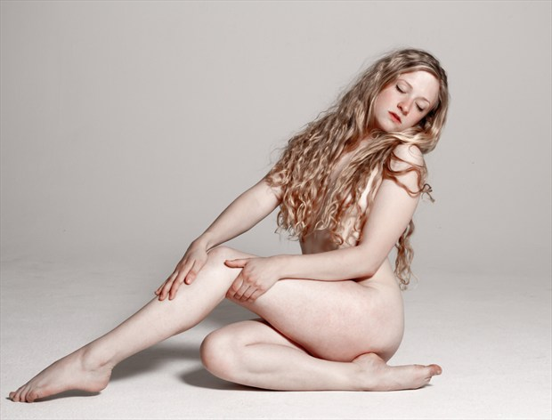 Implied Nude Photo by Model Manzanita