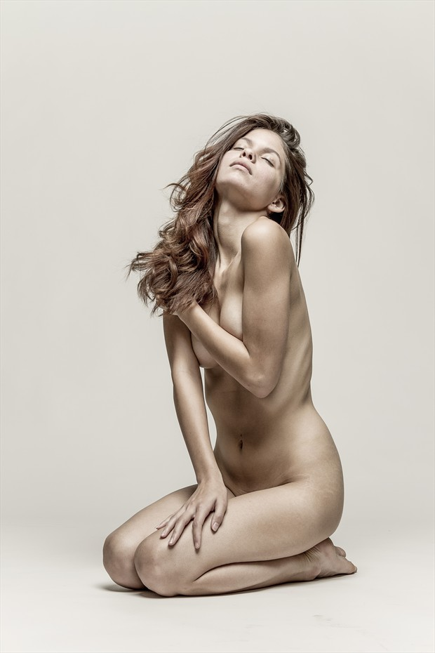 Implied Nude Photo by Model S nia