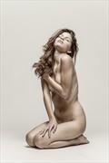 Implied Nude Photo by Model S nia