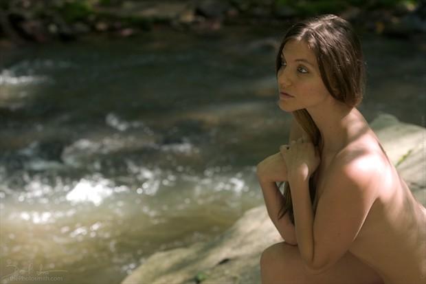 Implied Nude Photo by Model Satya