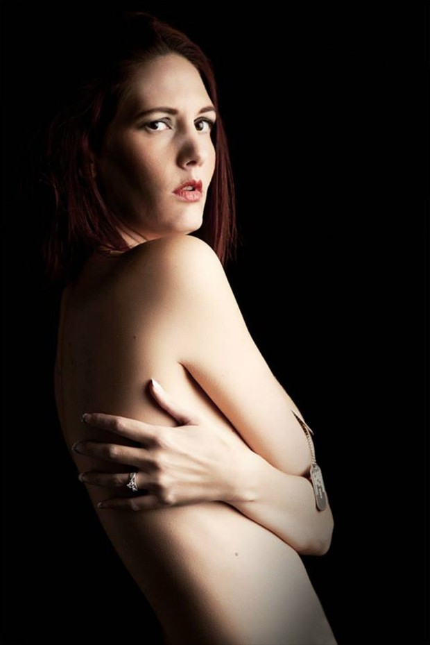 Implied Nude Photo by Model Southern Sweetness