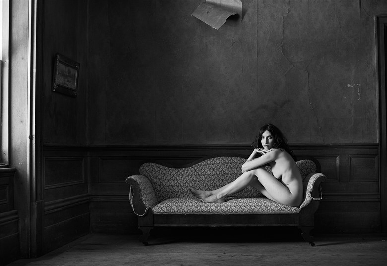 Implied Nude Photo by Photographer Adrian Holmes