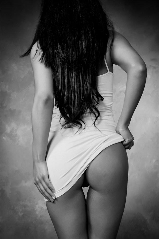 Implied Nude Photo by Photographer Jim Sweeney