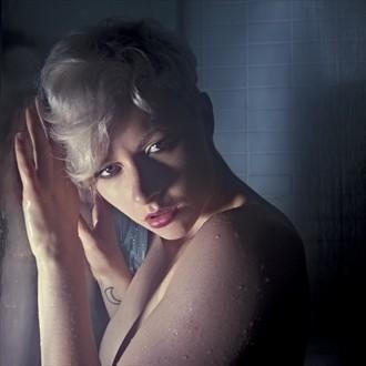 Implied Nude Portrait Photo by Photographer Jayne Hartt