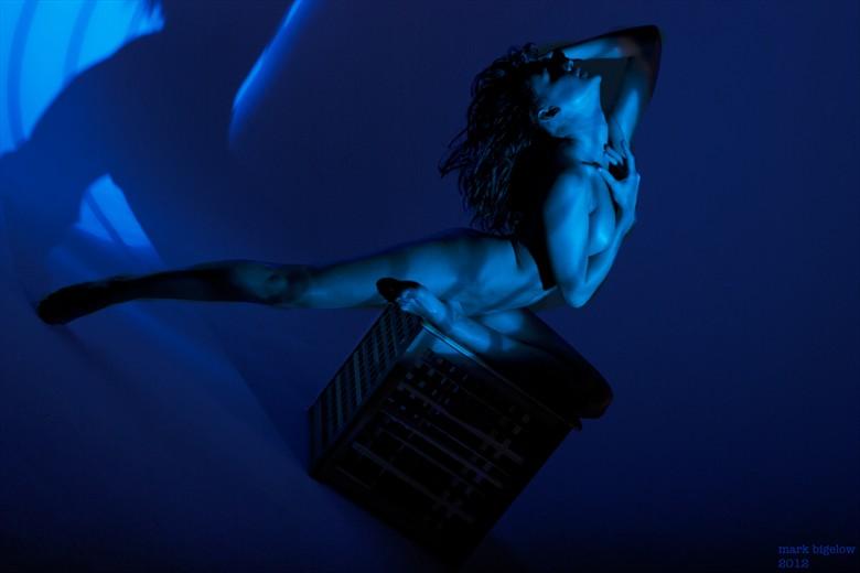 Improvisation 1  Artistic Nude Photo by Photographer Mark Bigelow