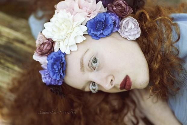 In Aeternum Fantasy Photo by Photographer Laura Sheridan's Art