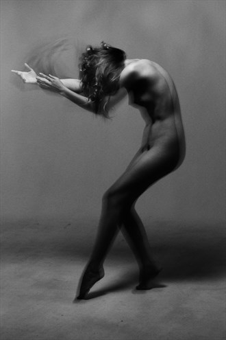 In Motion Artistic Nude Photo by Photographer Michael Jenkins