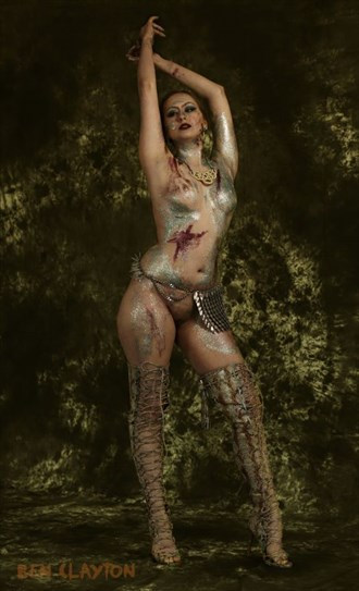 In View 2 Artistic Nude Photo by Photographer @ClaytonArtistry