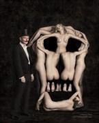 In Voluptas Mors   redux Artistic Nude Photo by Photographer CommandoArt