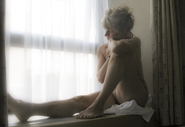 In a London window Artistic Nude Photo by Photographer StudioVi2