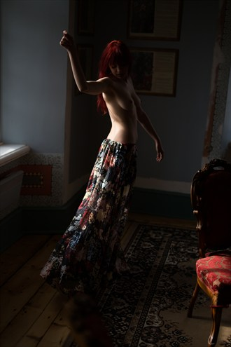 In old manor Artistic Nude Photo by Photographer Myrien Photography