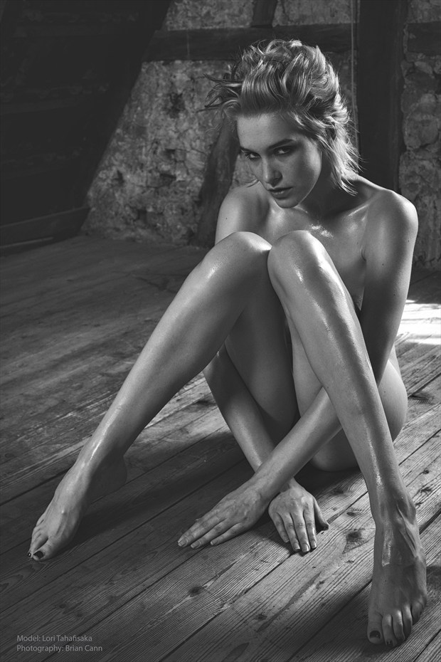 In the Attic I Artistic Nude Photo by Photographer Brian Cann