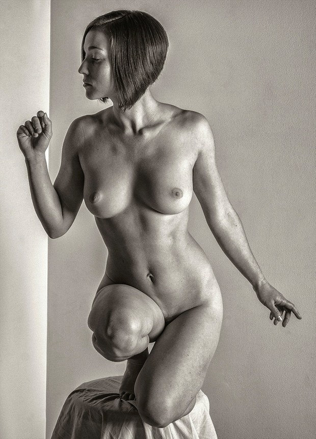 In the Corner 2 Artistic Nude Photo by Photographer rick jolson