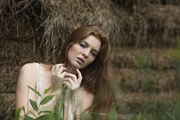 In the Field of Dreams Sensual Photo by Photographer Jerry Jr