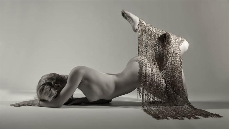 In the Spotlight Artistic Nude Photo by Photographer Rascallyfox