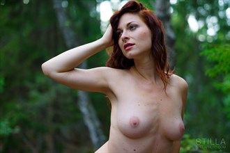 In the forest Artistic Nude Photo by Photographer StillaPhoto